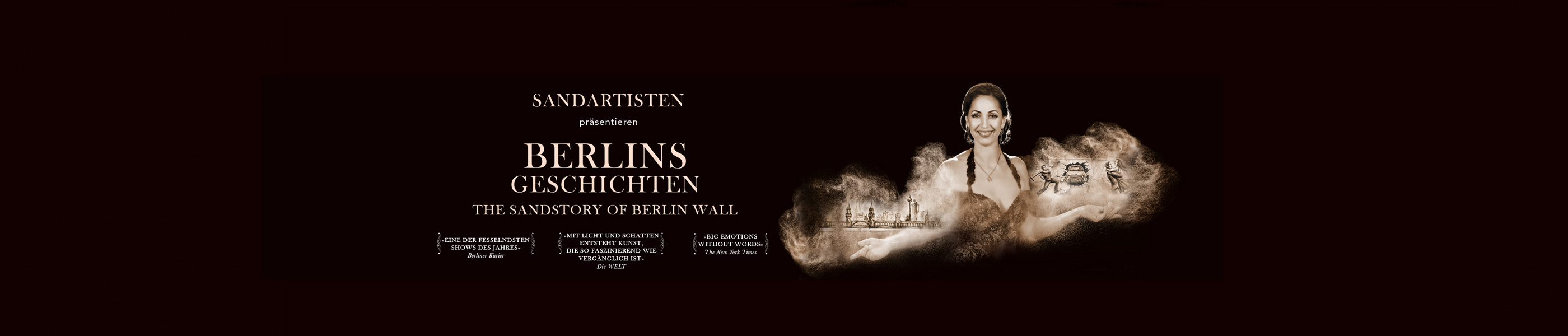 Sandartisten-Berlins-Geschichten